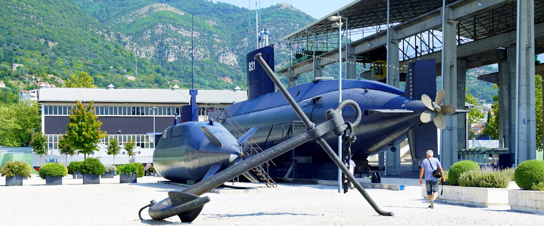 Музей морского наследия в Тивате