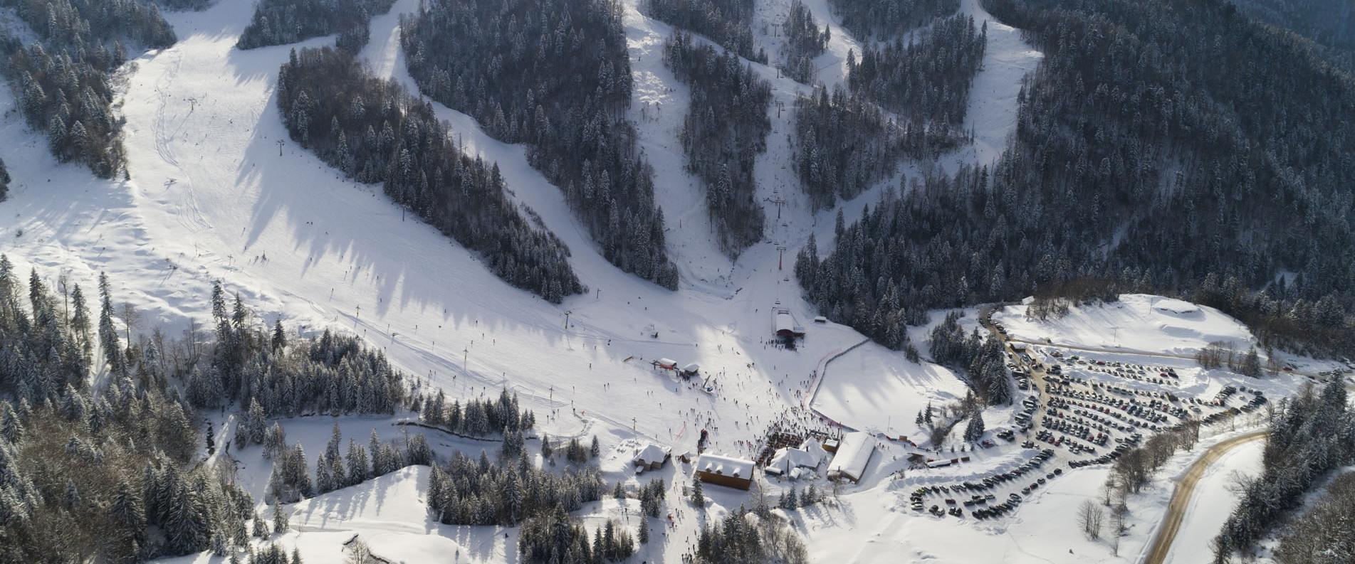 Лыжный отдых в Черногории