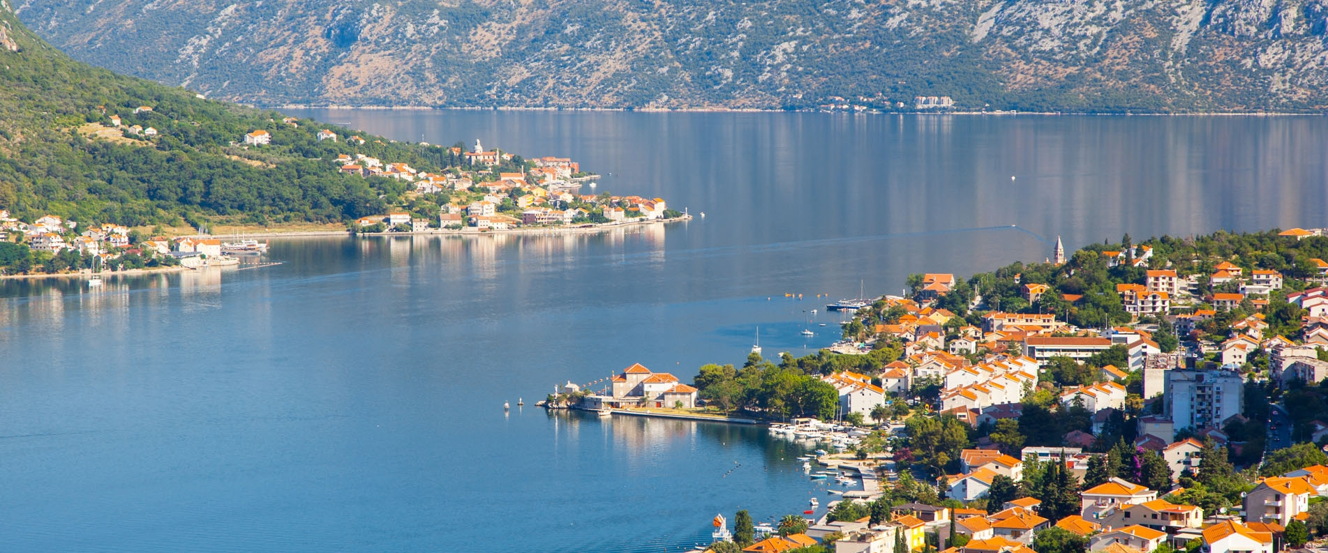 Seven Pearls of the Bay of Kotor