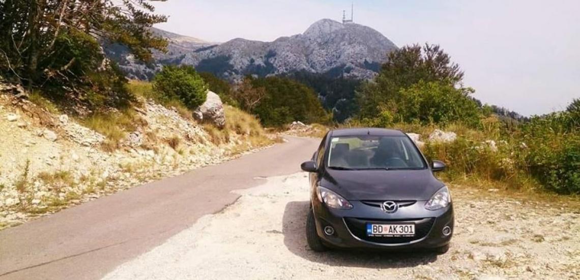 Adriatic rent a car, аренда автомобилей «Адриатик» в Будве