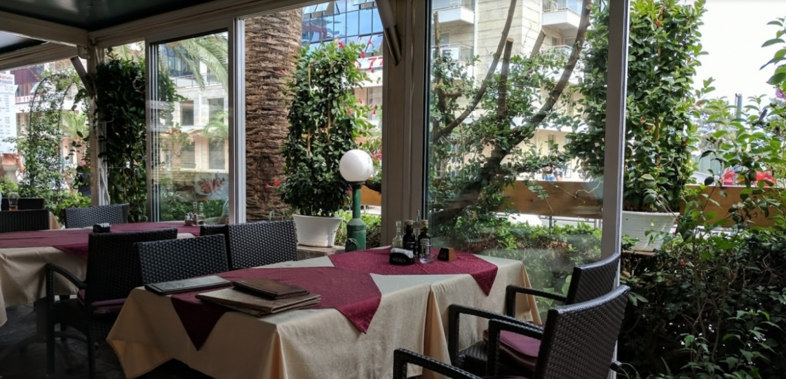 Adriatic Restaurant, ресторан Adriatic в Будве