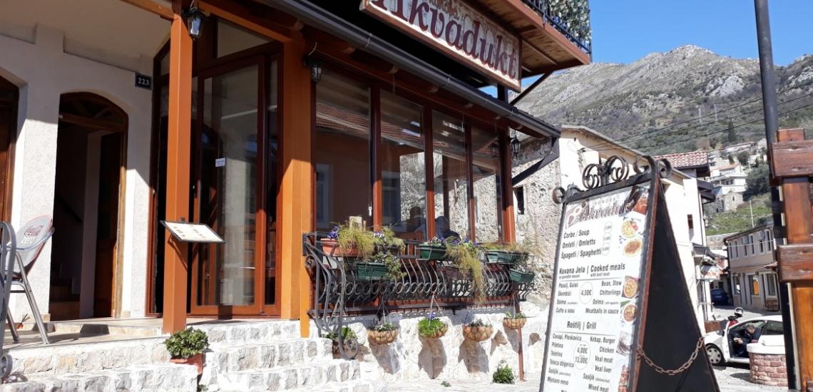 Akvadukt Restaurant, ресторан Akvadukt в Баре
