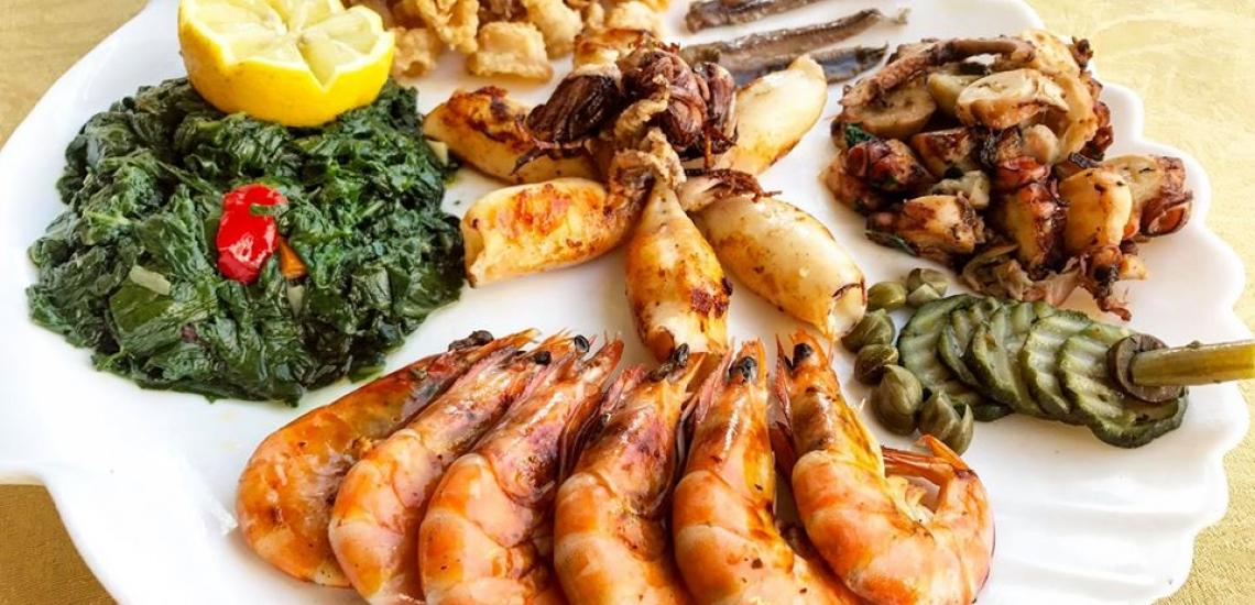 Red Lobster Restaurant, ресторан Red Lobster в Тивате